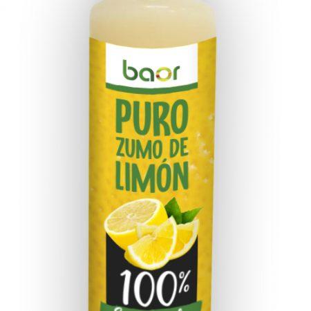 pure lemon juice 100% nfc squeezed