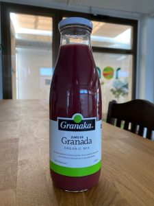 granaka pomegranate juice premium