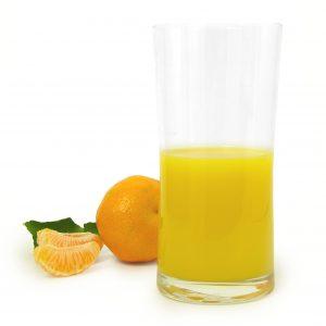 zumo de mandarina concentrado