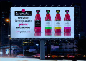 pomegranate juice concentrate Granaka