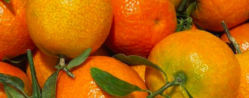 zumo de mandarina nfc